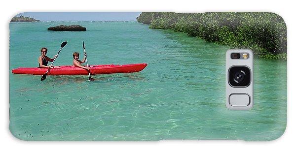 Kayaking Perfection 2 Galaxy Case