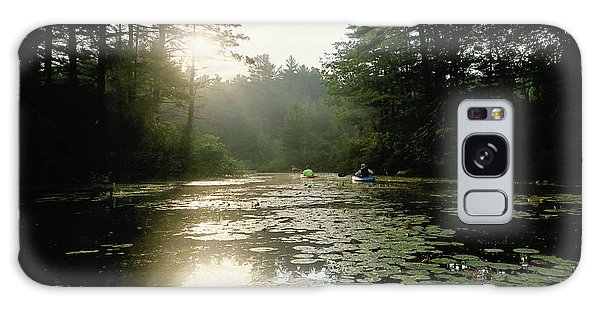 Kayaking Galaxy Case