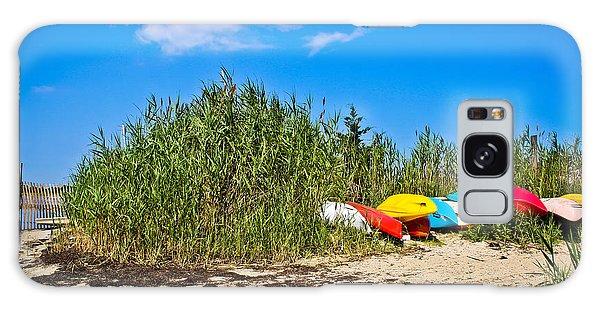 Kayaks At Barnegat Galaxy Case