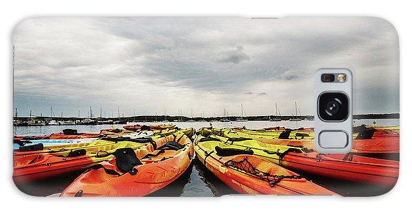 Kayaks Galaxy Case