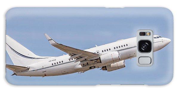Kazakhstan Government Boeing 737 Galaxy Case