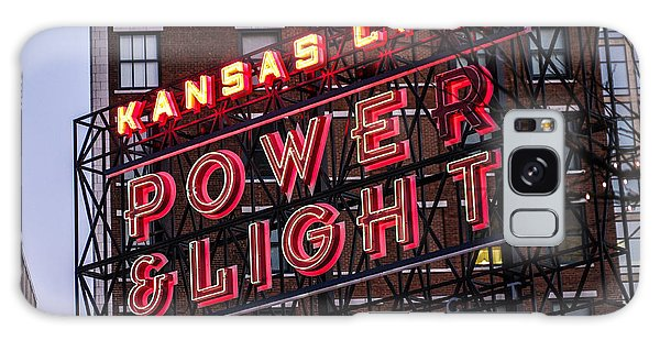 Kc Power And Light Galaxy Case