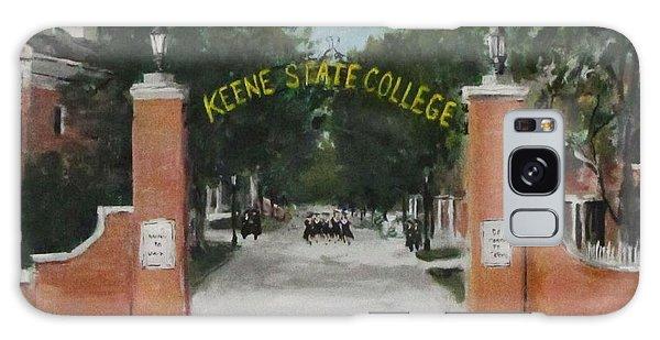 Keene State College Galaxy Case
