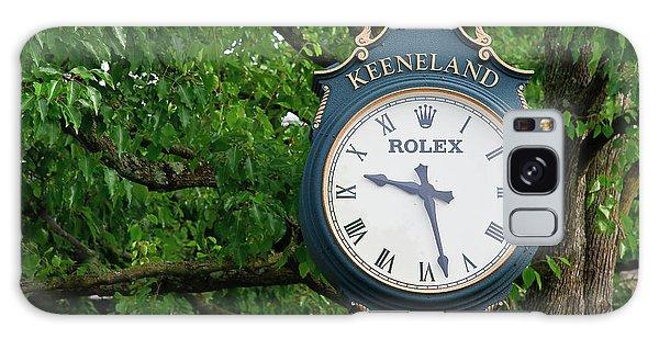 Keeneland Clock Galaxy Case