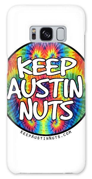 Keep Austin Nuts Galaxy Case