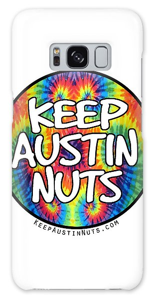 Keep Austin Nuts Galaxy Case