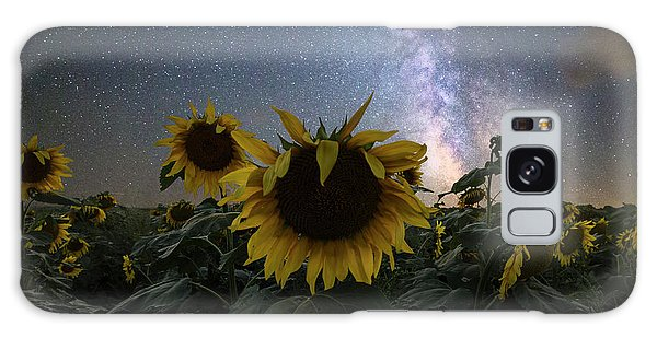 Galaxy Case featuring the photograph Keep Your Head Up by Aaron J Groen