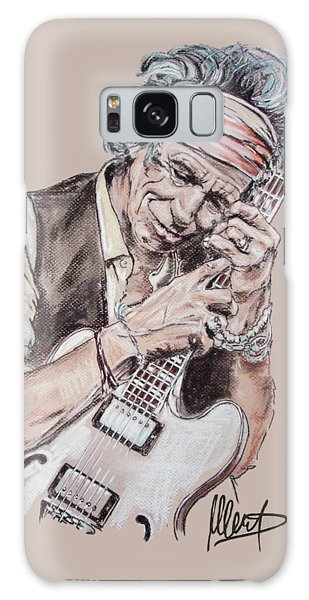 Keith Richards Galaxy S8 Case