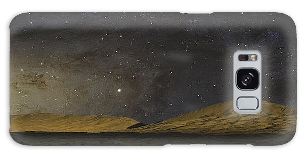 Kelso Dunes One Galaxy Case