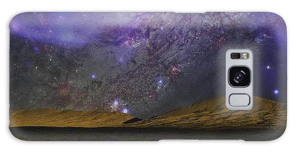 Kelso Dunes Two Galaxy Case