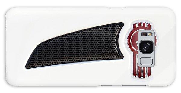 Ken Worth White Tractor 041418 Galaxy Case