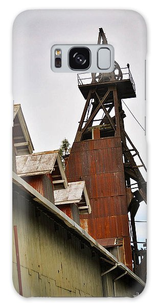 Kennedy Mine Headframe Galaxy Case
