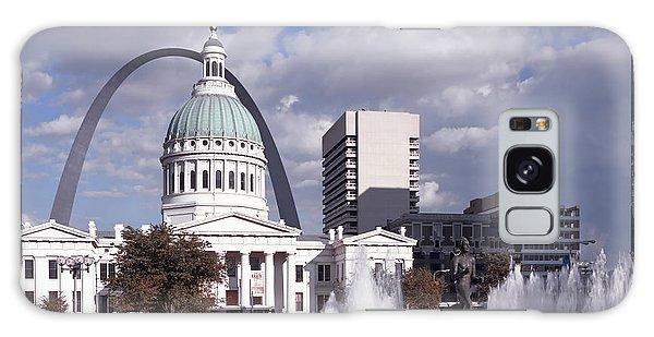 Kiener Plaza - St Louis Galaxy Case