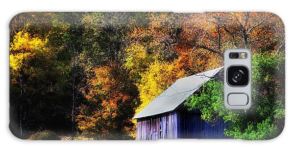 Kent Hollow II - New England Rustic Barn Galaxy Case
