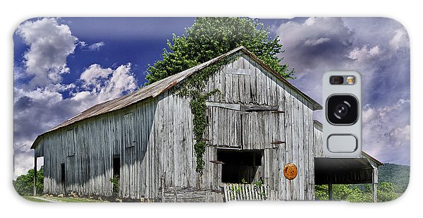 Kentucky Barn Galaxy Case by Wendell Thompson
