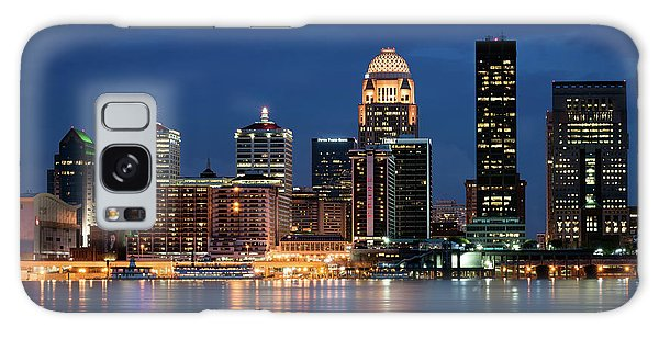 Kentucky Blue Galaxy Case