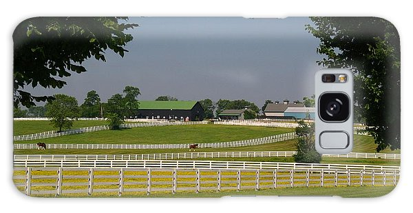 Kentucky Horse Park Galaxy Case by Kathryn Meyer