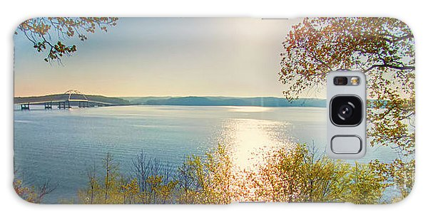 Galaxy Case featuring the photograph Kentucky Lake by Ricky L Jones