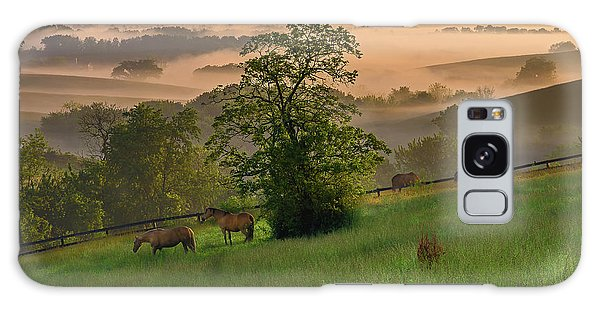 Kentucky Morning Galaxy Case