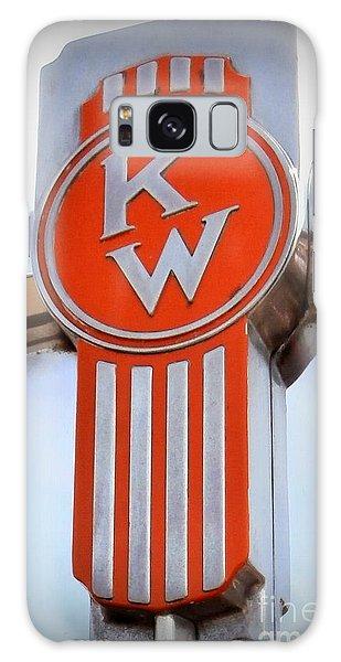 Kenworth Insignia Galaxy Case by Karyn Robinson