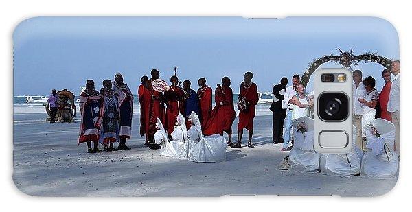 Exploramum Galaxy Case - Kenya Wedding On Beach With Maasai by Exploramum Exploramum