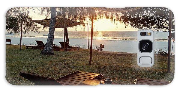Exploramum Galaxy Case - Kenyan African Beach Sunrise 2 by Exploramum Exploramum