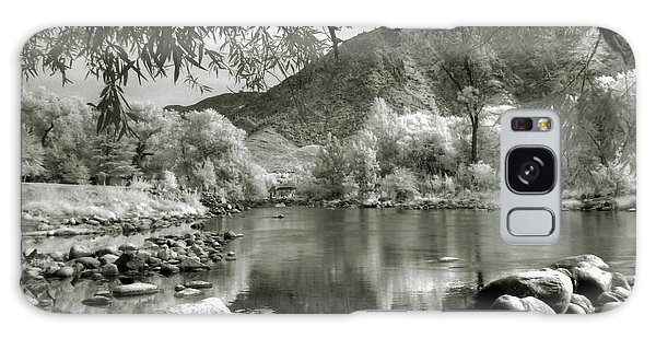 Kern River Park Galaxy Case