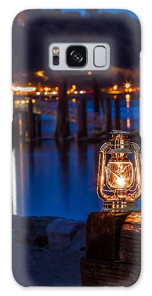 Kerosene Lantern Galaxy Case