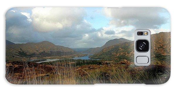 Kerry National Park Galaxy Case by Martina Fagan