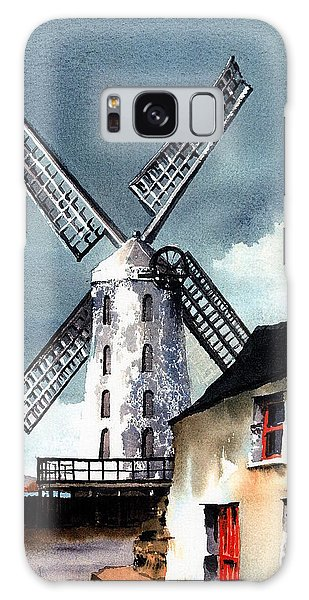 Kerry Windmill At Blennerville Galaxy Case