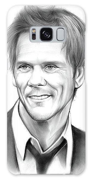 Six Galaxy Case - Kevin Bacon by Greg Joens
