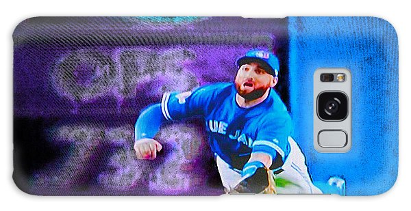 Kevin Pillar In Action II Galaxy Case