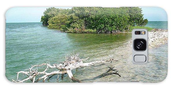 Key Largo Out Island Galaxy Case