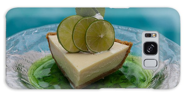 Key Lime Pie 25 Galaxy Case