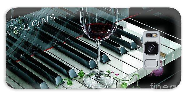 Grape Galaxy Case - Key To Wine by Michael Godard
