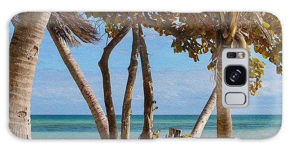 Key West Afternoon Galaxy Case