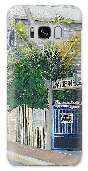Florida Galaxy Case - Key West Blue Heaven by John Schuller