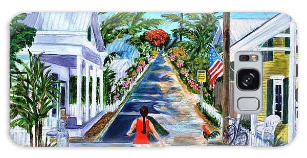 Key West Lane Galaxy Case