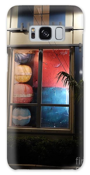 Key West Window Galaxy Case by Expressionistart studio Priscilla Batzell