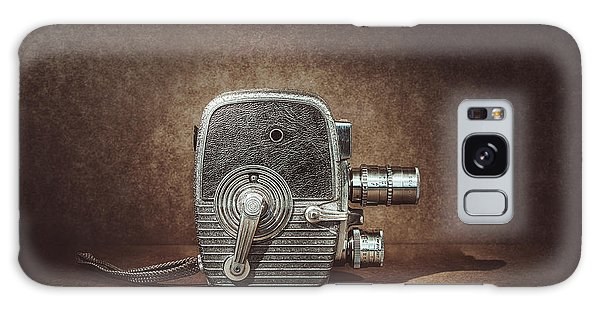 Vintage Camera Galaxy Case - Keystone Capri K28 by Scott Norris