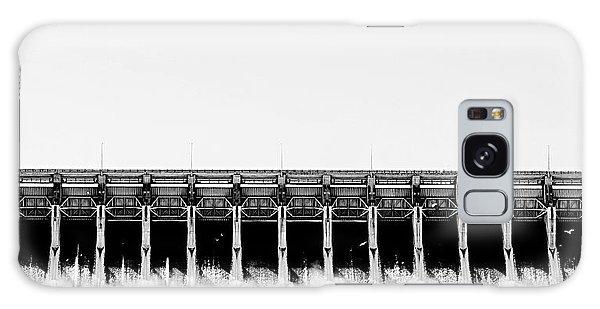 Keystone Dam Panoramic Galaxy Case
