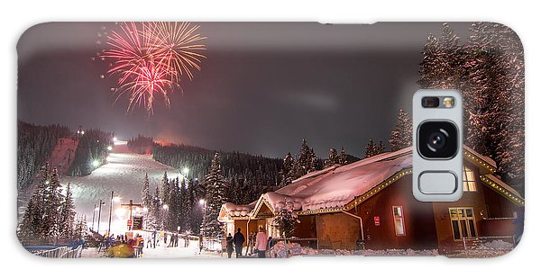 Keystone Resort Fireworks Galaxy Case