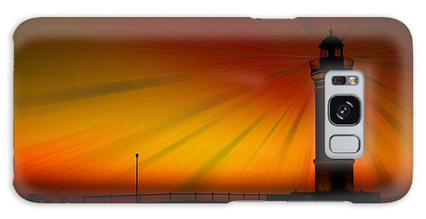 Kiama Lighthouse Galaxy Case