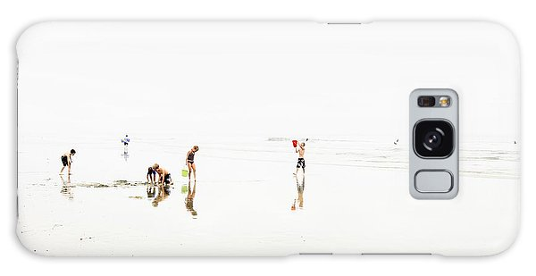 Kids On The Beach 1 Galaxy Case