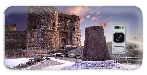 Kidwelly Castle 2 Galaxy Case