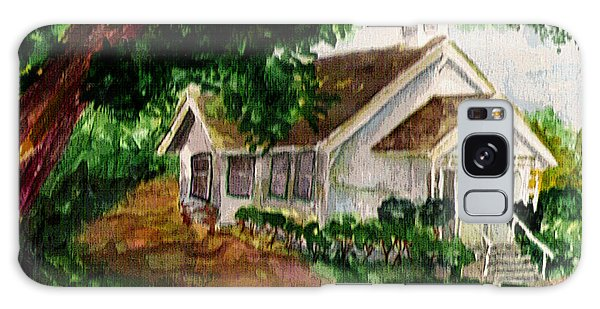 Kihei Chapel Galaxy Case