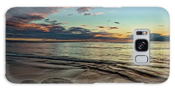 Kihei, Maui Sunset Galaxy Case