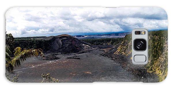 Kilauea Caldera Galaxy Case