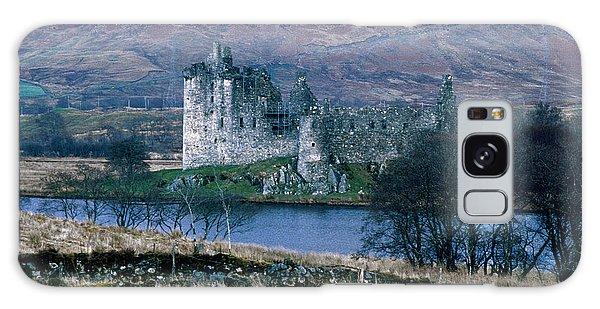 Kilchurn Castle, Scotland Galaxy Case