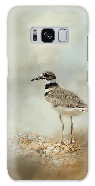 Killdeer On The Rocks Galaxy Case by Jai Johnson